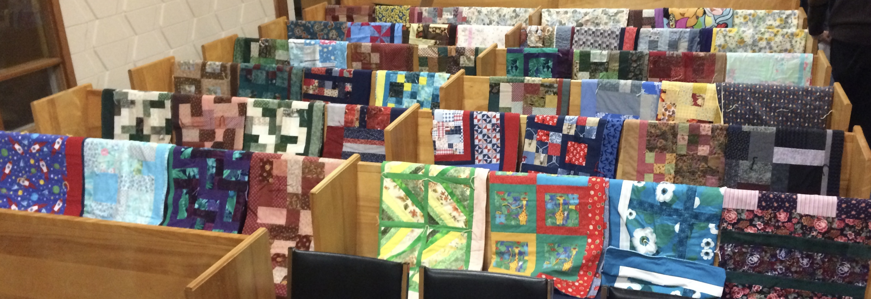 Lutheran World Relief Quilts
